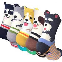 Cute Dog & Cat Animal Socks