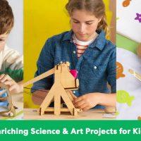 STEM, STEAM & Science Kits for Kids
