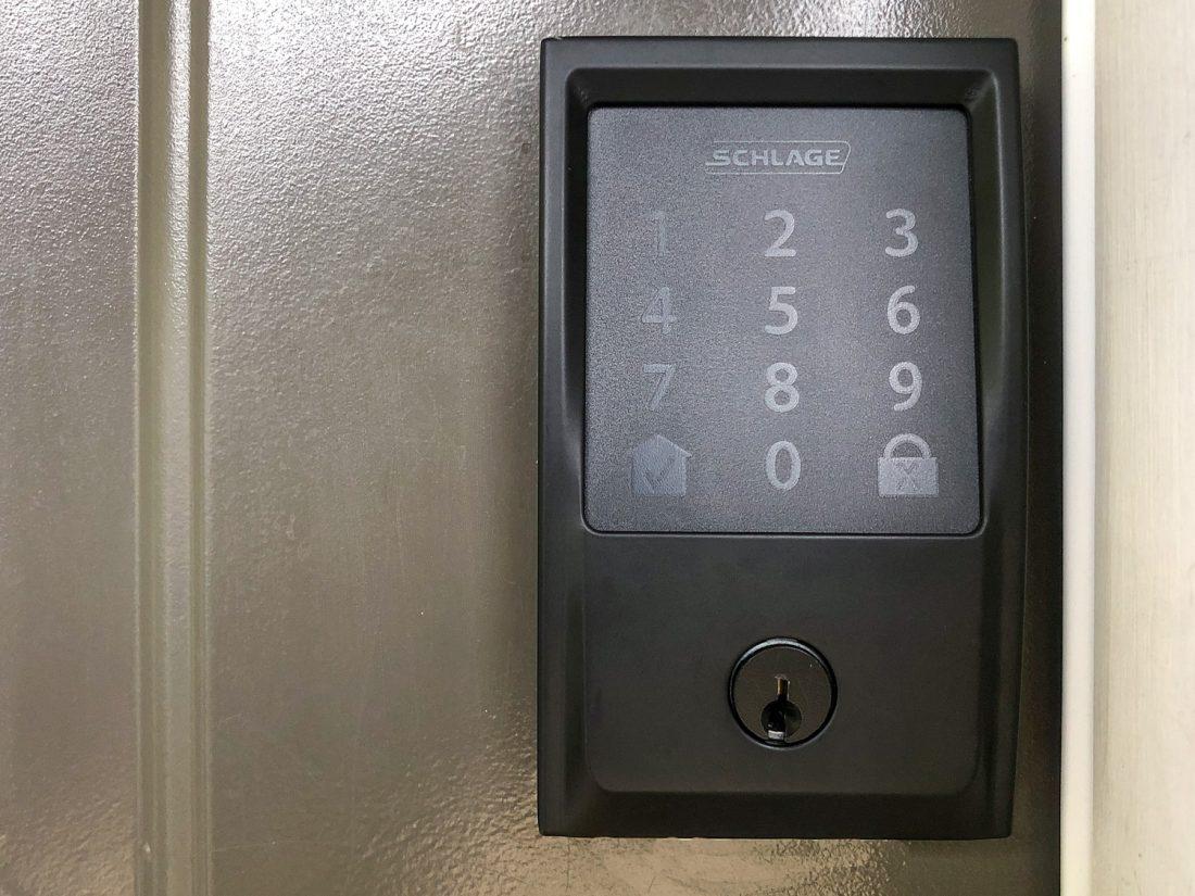 schlage wifi door lock