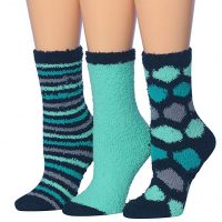 Cozy Fuzzy Socks