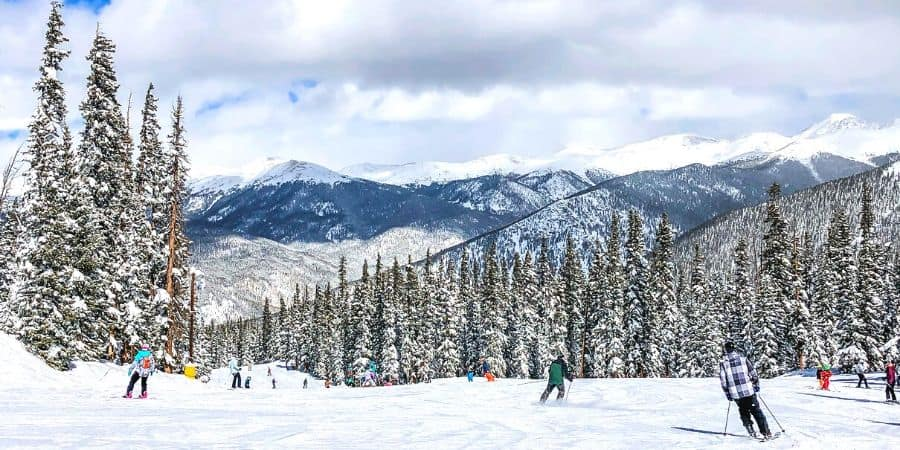 ski-hill-at-keystone-colorado