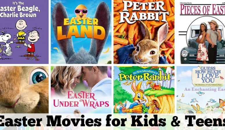 easter movies for kids
