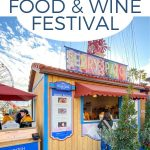 food and wine festival tips