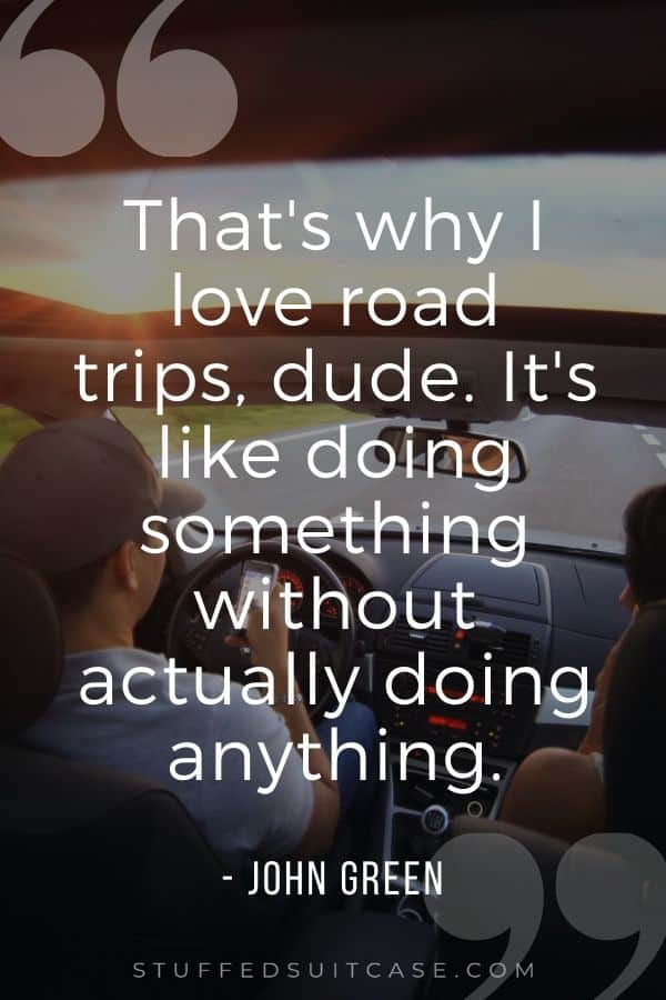 quote for road trips