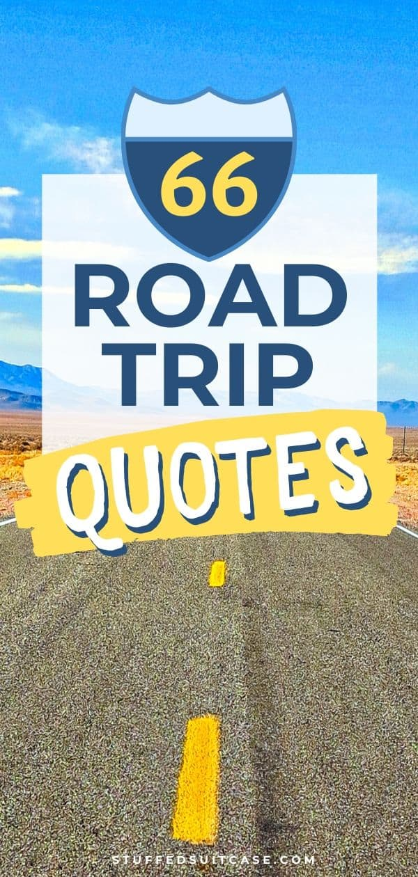 road trips quotes and captions