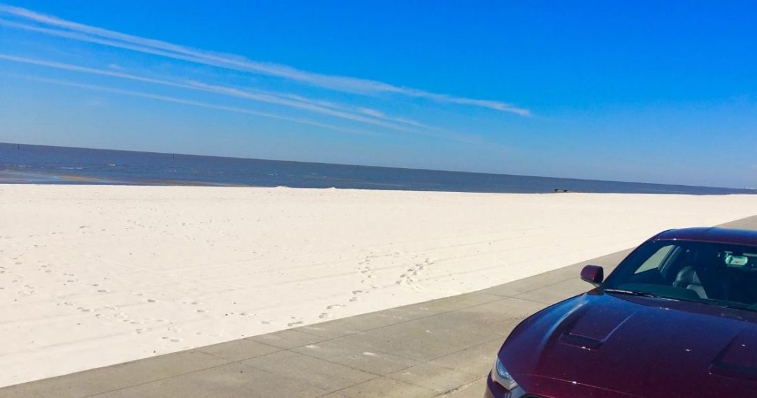 mississippi coast road trip