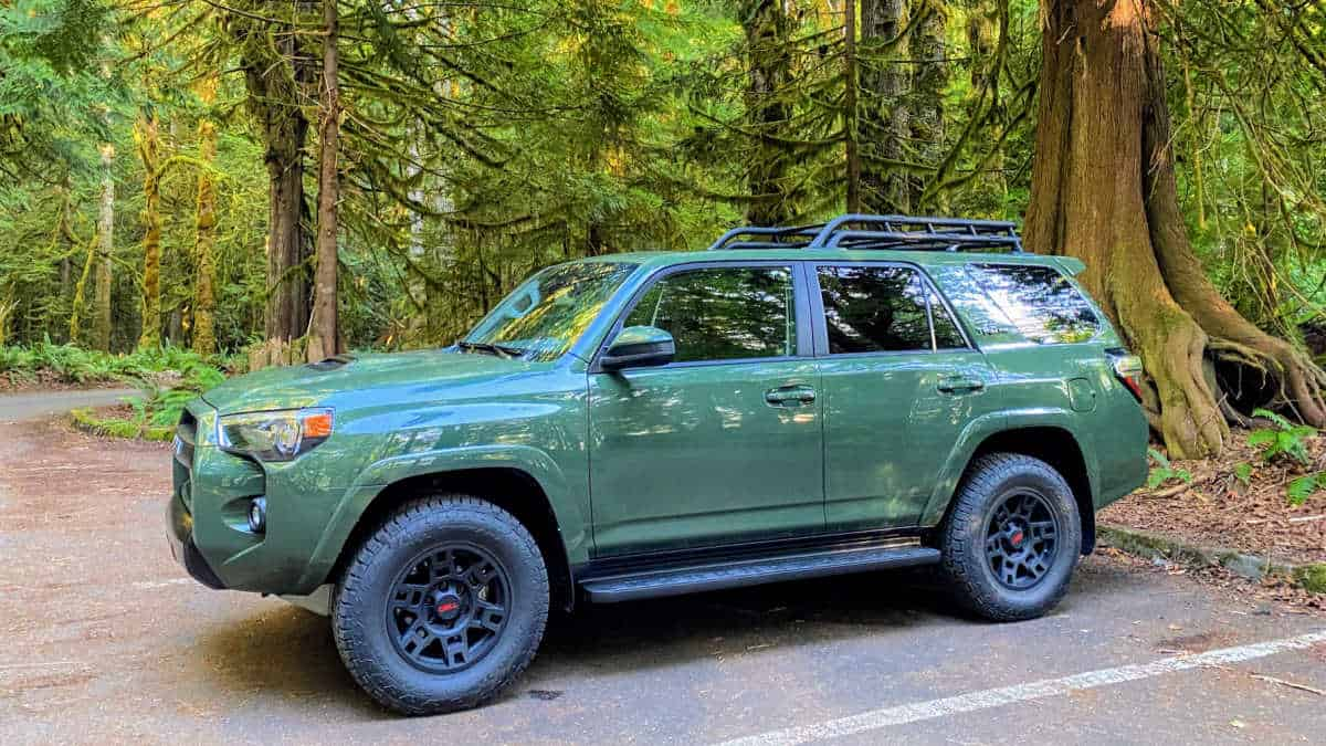 How Does The Toyota 4runner Trd Pro Perform On A Road Trip