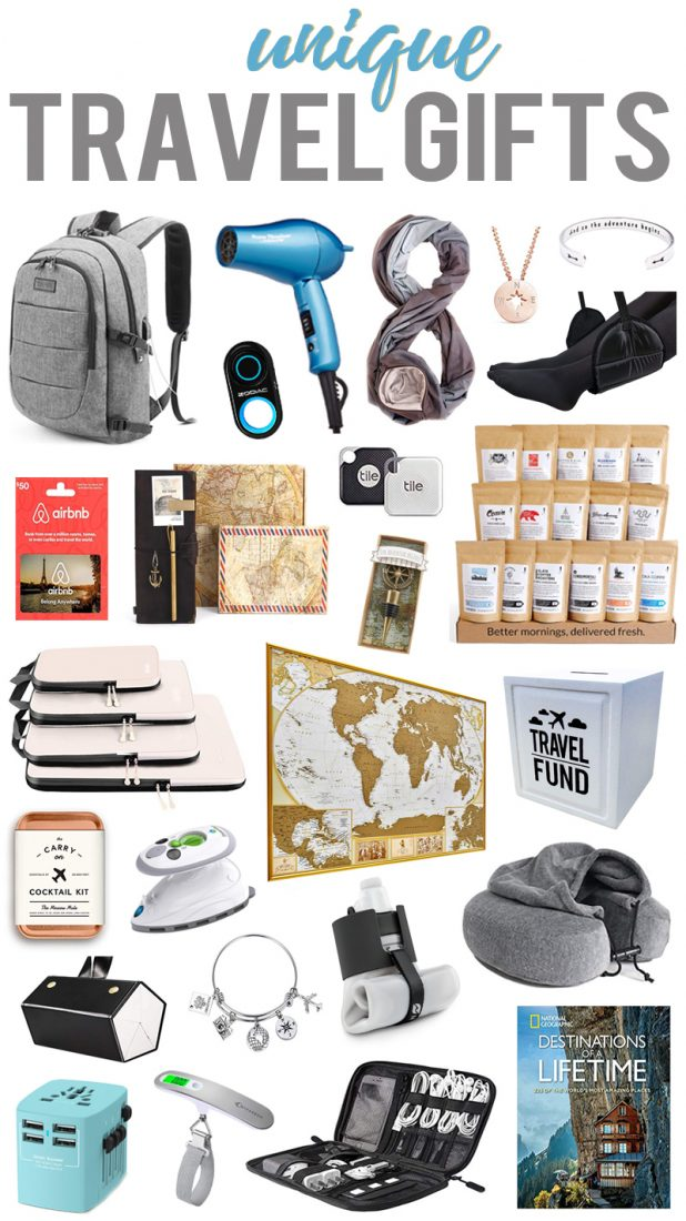 unique travel gift ideas