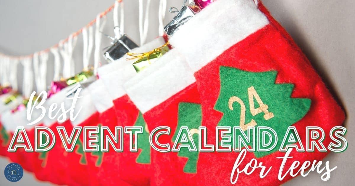 advent calendars for teens