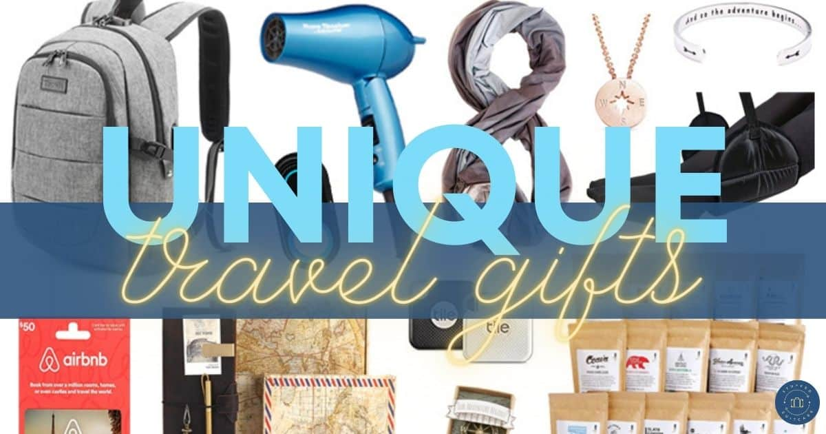 unique travel gift ideas