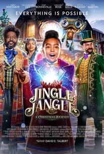 jingle jangle movie on netflix