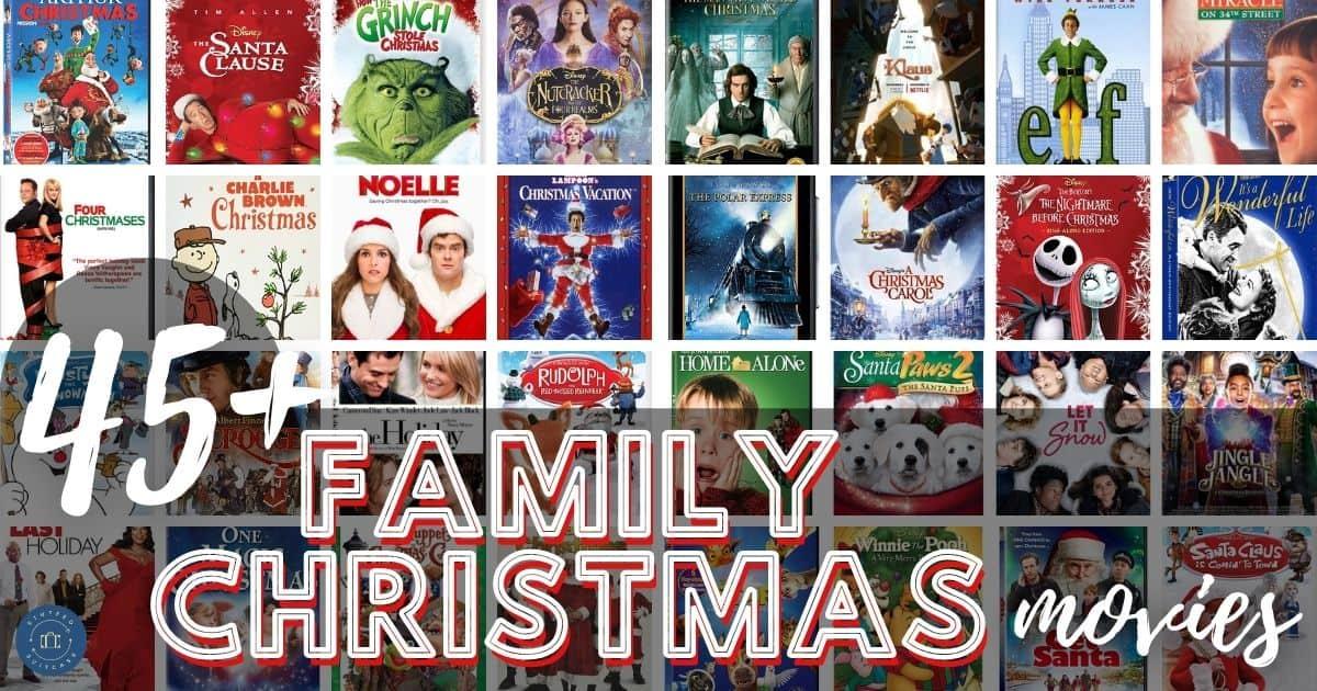 Christmas Movies For Kids Teens G To Pg 13 Rating