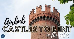 airbnb castles to rent