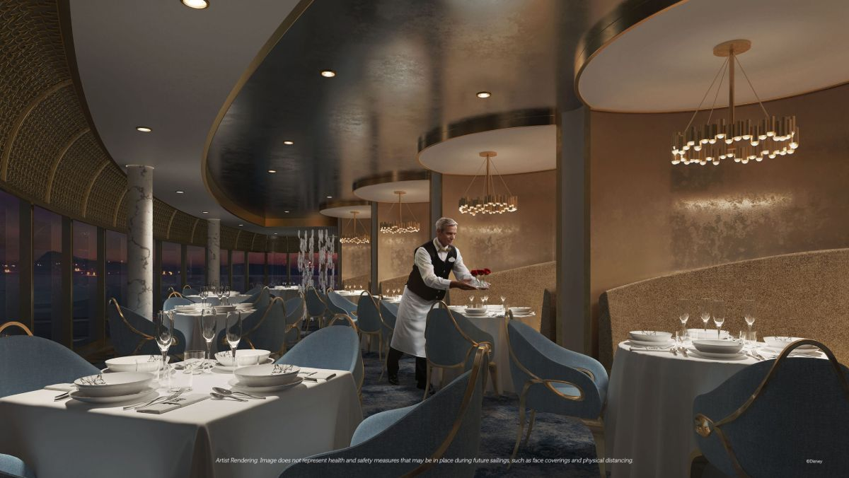 enchante premium dining on disney wish