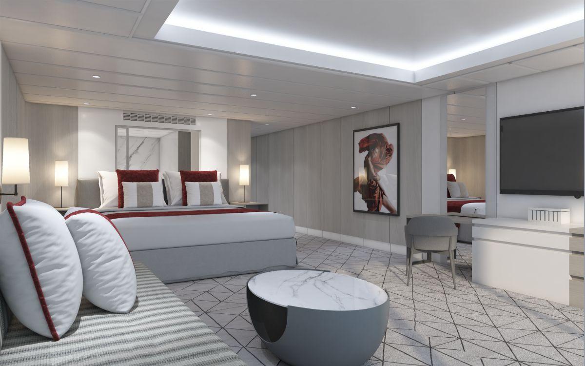 new aquaclass skysuites on new celebrity cruise ship