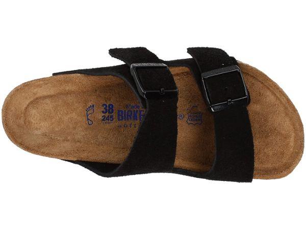 black birkenstock sandal