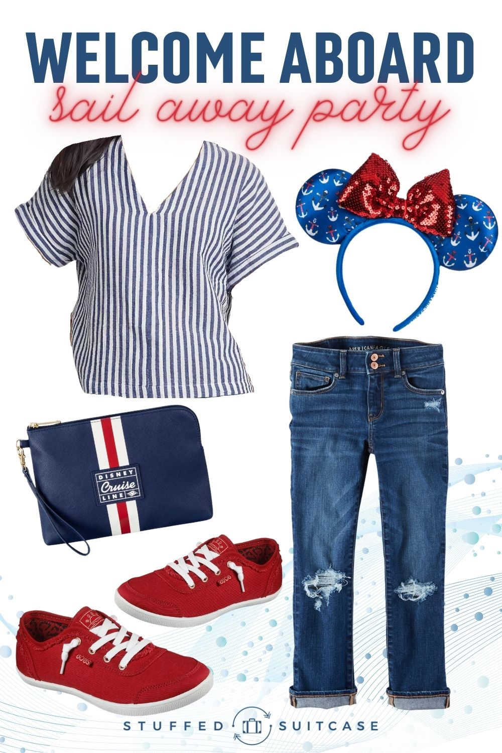 disney cruise outfit sail away party