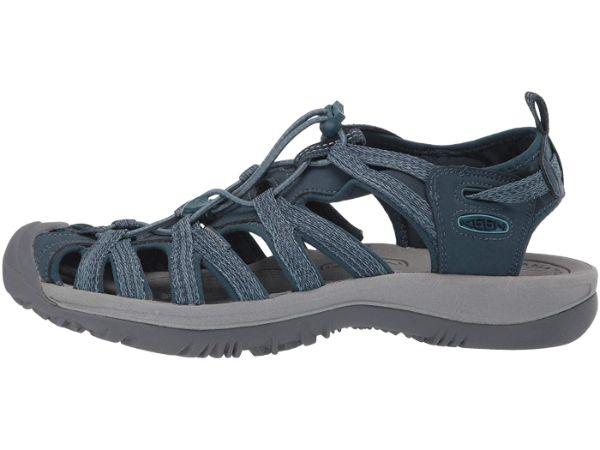 blue keen sandal