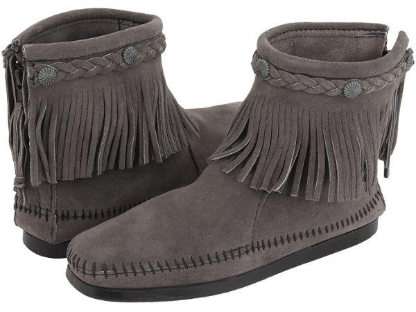 minnetonka hi top boots