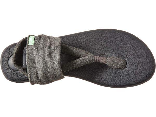 sanuk sling sandal